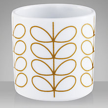 Buy Orla Kiely Linear Stem Egg Cup Online at johnlewis.com