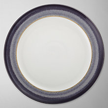 Buy Denby Heather Dinner Plate, Dia. 28cm Online at johnlewis.com