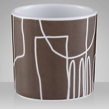Buy Orla Kiely Knives and Forks Egg Cup Online at johnlewis.com