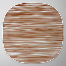 Buy Orla Kiely Scribble Stripe Dinner Plate Online at johnlewis.com