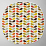 Buy Orla Kiely Multi Stem Side Plate, Dia.20cm, Multi Online at johnlewis.com