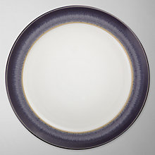 Buy Denby Heather Dessert Plate Online at johnlewis.com