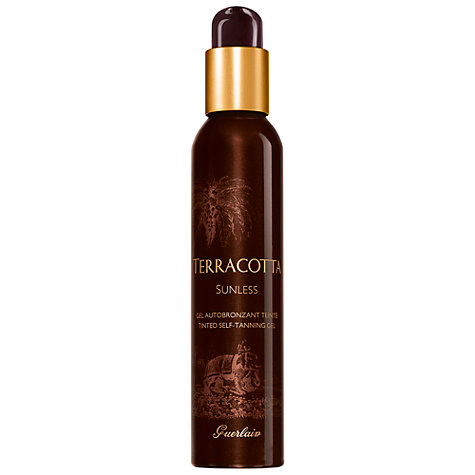 Buy Guerlain Terracotta Sunless Tinted Self-Tanning Gel, 10g Online at johnlewis.com
