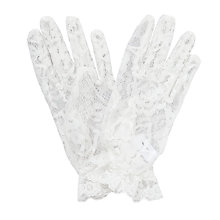 Buy John Lewis Short Lace Glove Online at johnlewis.com