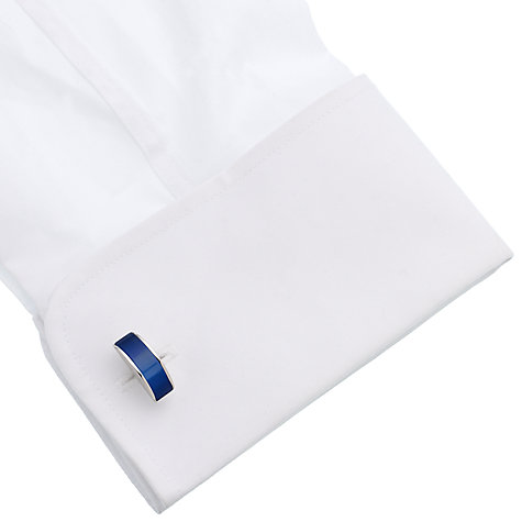 Buy Simon Carter for John Lewis Catseye Cufflinks Online at johnlewis.com