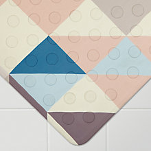 Buy John Lewis Stavanger Rubber In-Bath Mat Online at johnlewis.com