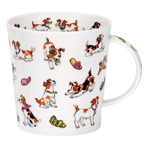 Buy Dunoon Dogs Galore Mug Online at johnlewis.com