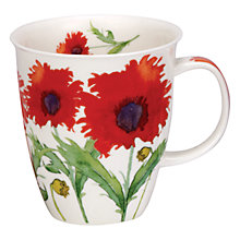 Buy Dunoon Poppy Mug Online at johnlewis.com