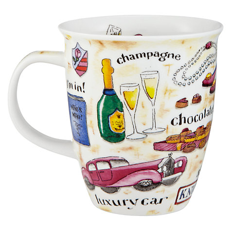 Buy Dunoon Her Ladyship Mug Online at johnlewis.com