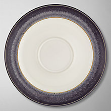 Buy Denby Heather Tea Saucer Online at johnlewis.com
