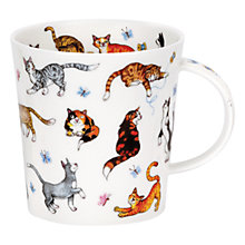 Buy Dunoon Cats Galore Mug Online at johnlewis.com