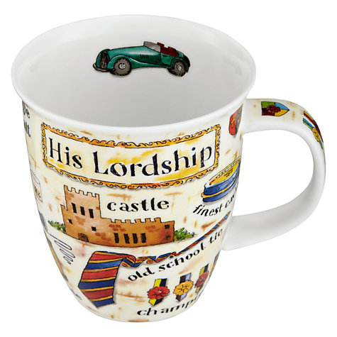 Buy Dunoon His Lordship Mug Online at johnlewis.com