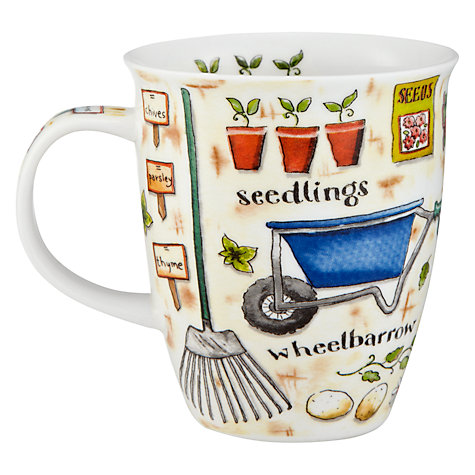 Buy Dunoon Head Gardener Mug Online at johnlewis.com