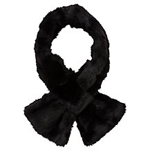 Buy John Lewis Faux Fur Tippet Scarf Online at johnlewis.com