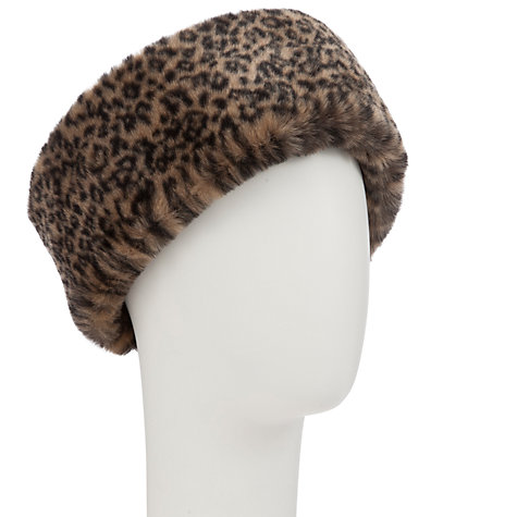 Buy John Lewis Faux Fur Head Band Online at johnlewis.com