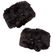 Buy John Lewis Faux Fur Boot Toppers Online at johnlewis.com