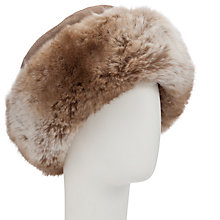 Buy John Lewis Faux Fur Cossack Hat Online at johnlewis.com