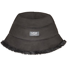 Buy UGG City Bucket Hat Online at johnlewis.com