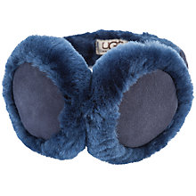Buy UGG Classic Sheepskin Tech Hearmuffs Online at johnlewis.com