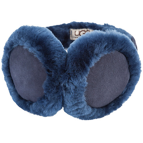 Buy UGG Classic Sheepskin Hear Muffs Online at johnlewis.com