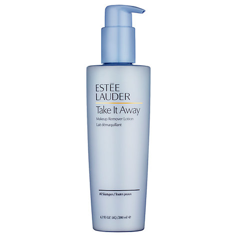 Buy Estée Lauder Take It Away Makeup Remover Lotion, 200ml Online at johnlewis.com