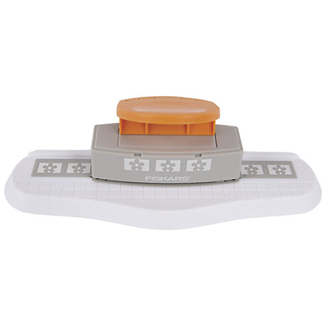 Buy Fiskars Interchangeable Border Punch Machine Online at johnlewis.com