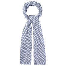 Buy White Stuff All Time Love Scarf, Cool Air Online at johnlewis.com