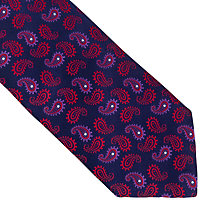 Buy Thomas Pink Morris Paisley Woven Tie Online at johnlewis.com