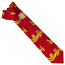 Buy Thomas Pink The Golden Lion Tie Online at johnlewis.com