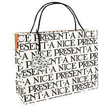 Buy Emma Bridgewater Nice Present Gift Bag Online at johnlewis.com