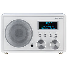 Buy John Lewis Astro II DAB/FM Radio Online at johnlewis.com