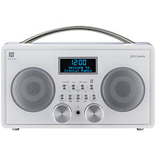 Buy John Lewis Astro Duo II DAB Bluetooth NFC Radio Online at johnlewis.com