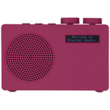 Buy John Lewis Spectrum DAB/FM Digital Radio Online at johnlewis.com