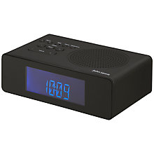 Buy John Lewis Spectrum DAB/FM Clock Radio Online at johnlewis.com