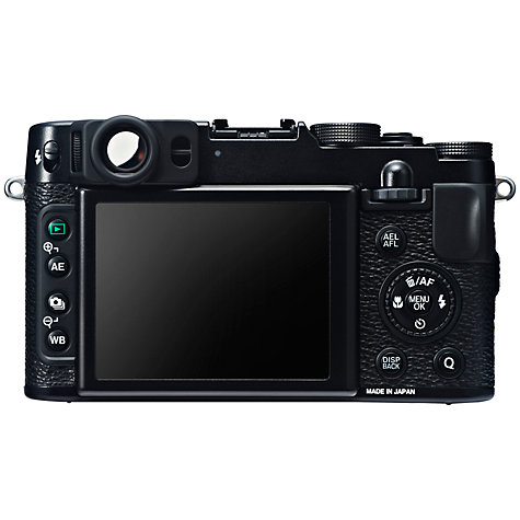"Buy Fujifilm Finepix X20 Digital Camera, HD 1080p, 12MP, 4x Optical Zoom with 2.8"" LCD Screen Online at johnlewis.com"