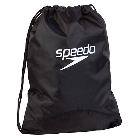 Buy Speedo Wet Kit Bag, Black Online at johnlewis.com