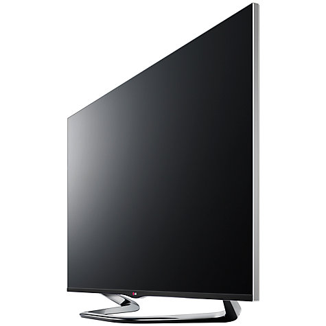 "Buy LG 55LA690V LED HD 1080p 3D Smart TV, 55"" with Freeview HD and 4x 3D Glasses Online at johnlewis.com"