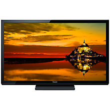 Buy Panasonic Viera TX-P42X60B Plasma HD 720p TV, 42 Inch with Freeview HD Online at johnlewis.com