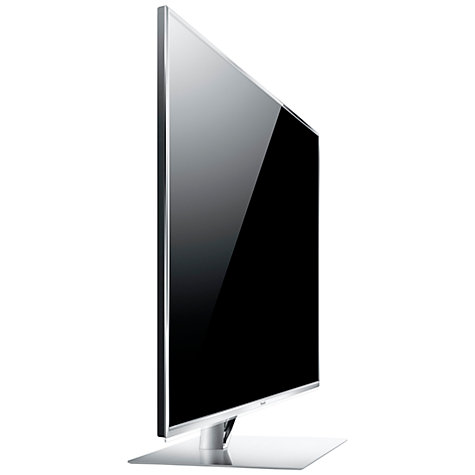 "Buy Panasonic Viera TX-L60DT65B LED HD 1080p 3D Smart TV, 60"" with Freeview/Freesat HD & 4x 3D Glasses Online at johnlewis.com"