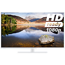 Buy Panasonic Viera TX-L42E6B LED HD 1080p Smart TV, 42 Inch with Freeview HD, White Online at johnlewis.com