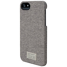Buy Hex Core Case for iPhone 5, Grey Denim Online at johnlewis.com
