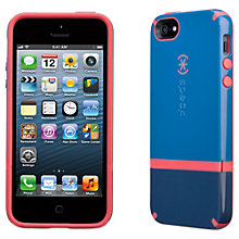 Buy Speck CandyShell for iPhone 5, Blue Online at johnlewis.com