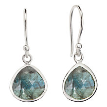 Buy Amrapali for Dinny Hall Jaipur Teardrop Hook Earrings Online at johnlewis.com