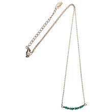 Buy Orelia Columbine Mixed Bead Section Necklace Online at johnlewis.com