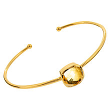 Buy Amrapali for Dinny Hall Jaipur Gold Vermeil Bangle Online at johnlewis.com