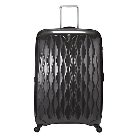 Buy Antler Liquis Spinner 4-Wheel Large Suitcase Online at johnlewis.com