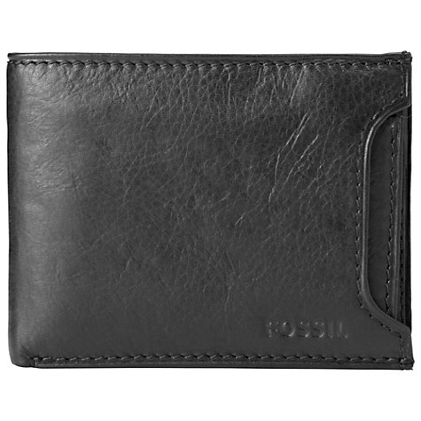 Buy Fossil Ingram Sliding 2-in-1 Leather Wallet Online at johnlewis.com