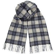 Buy Barbour Gowan Check Scarf Online at johnlewis.com
