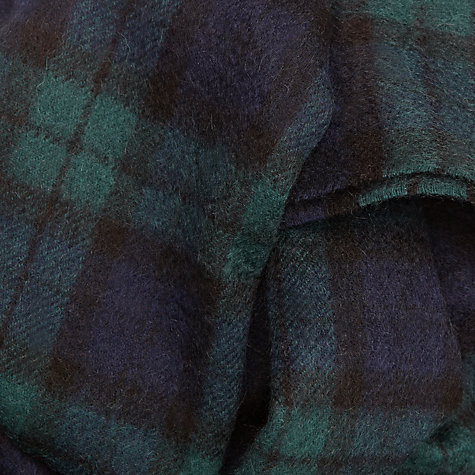 Buy John Lewis Tartan Wool Scarf Online at johnlewis.com