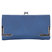 Buy Warehouse Framed Kiss Lock Purse Online at johnlewis.com